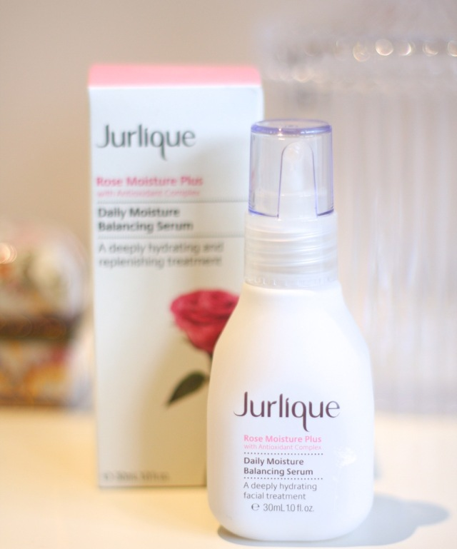 jurlique rose serum