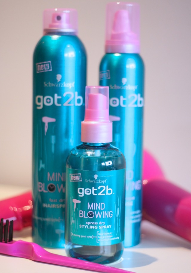 Schwarzkopf got2b Mind Blowing review
