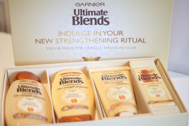 ultimatd blends honey treasures review