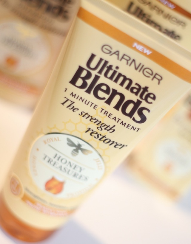 ultimate blends honey treasures review