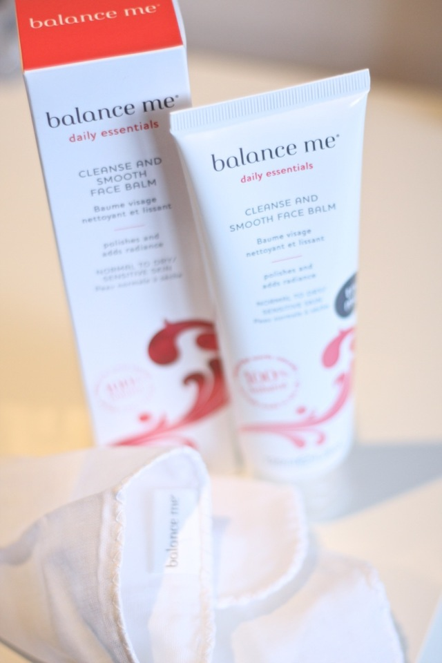balance me cleanse and smooth face balm debenhams