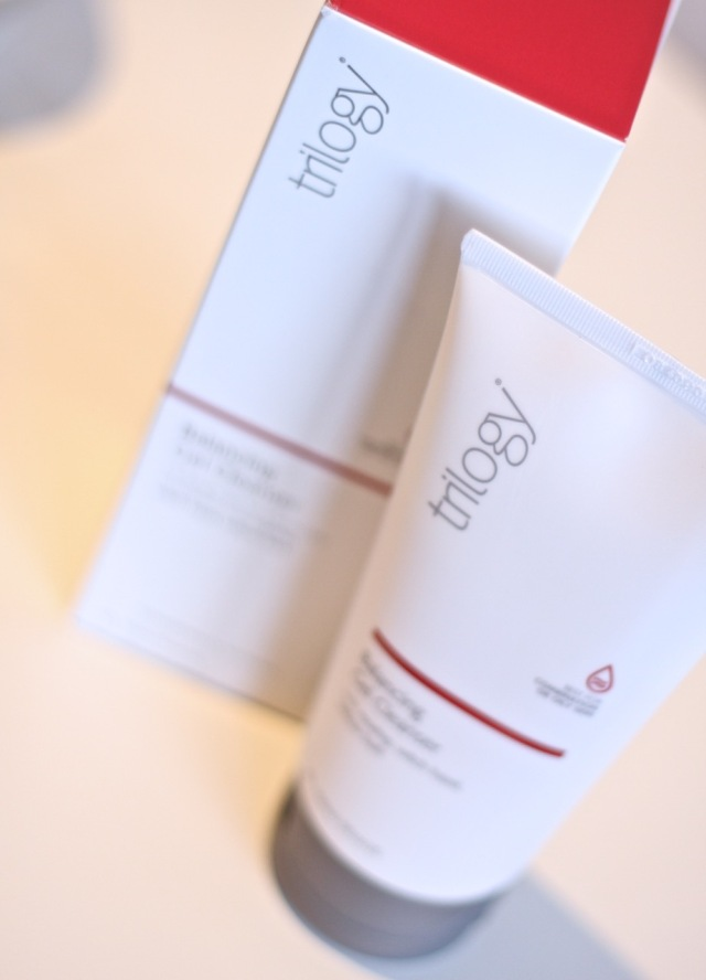 Trilogy Balancing Gel Cleanser debenhams