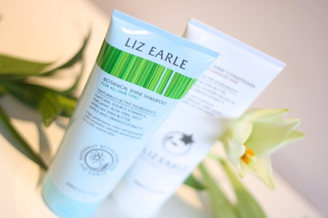 liz earle hair care