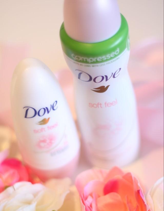 dove soft feel deodorant