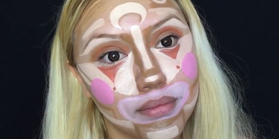 Bronde, strobing, baking and clown-contouring: are they really new? | So  Many Lovely Things