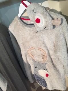 Reindeer pyjamas