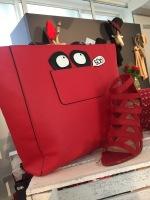 Eyes handbag