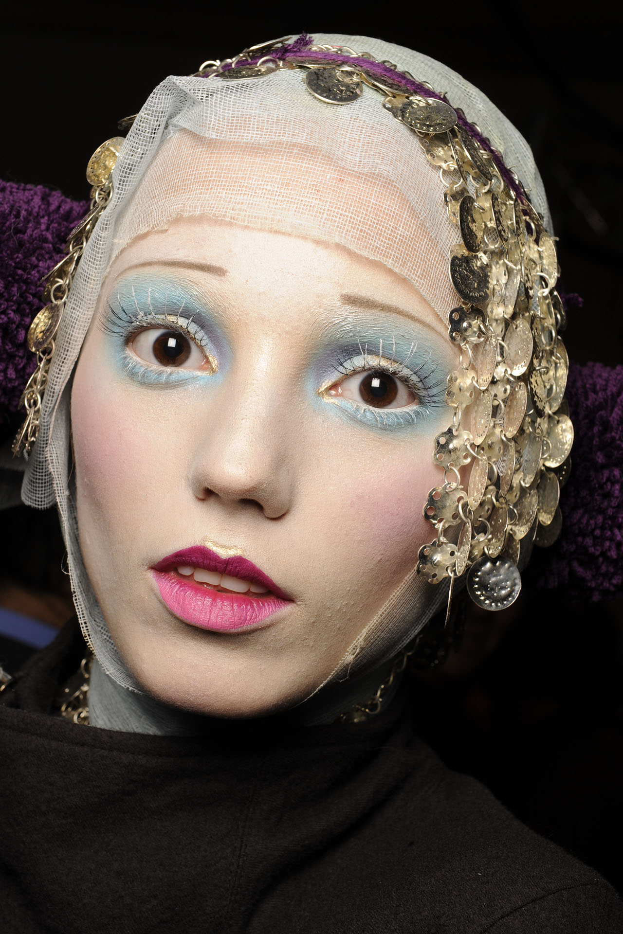 Pat Mcgrath S Best Runway Looks: Friday Fixation: Pat McGrath