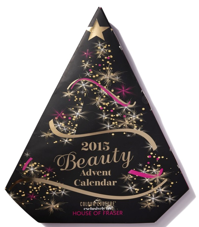 house_of_fraser_beauty_advent_calendar_2015