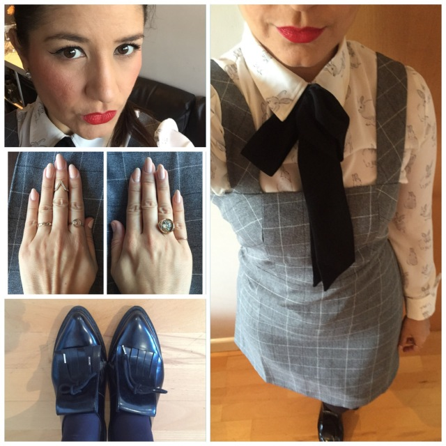 work outfit - somanylovelythings