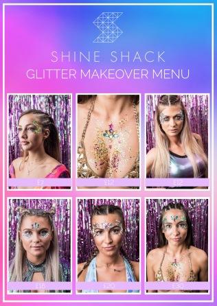 shine-shack-glitter-makeuover-menu