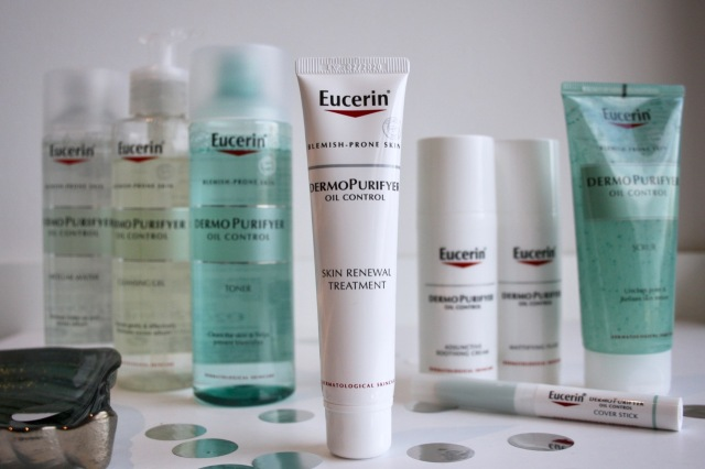 Eucerin DermoPurifyer Skin Renewal Treatment