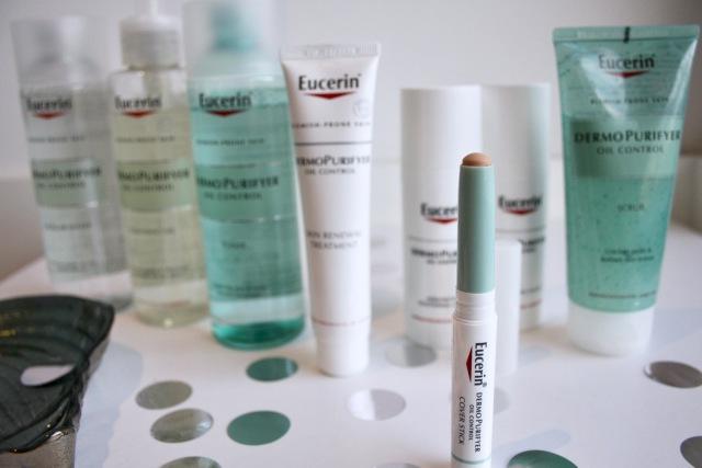 Eucerin DermoPurifyer Cover Stick