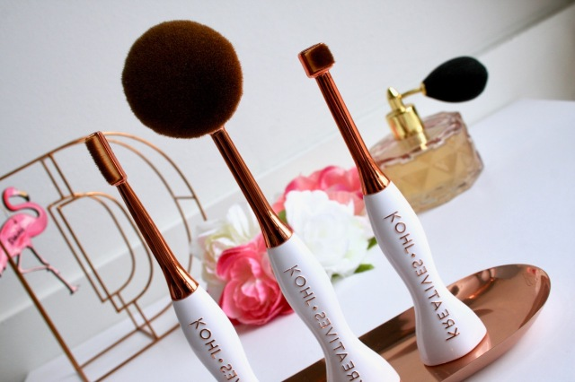 Kohl Kreatives brush review
