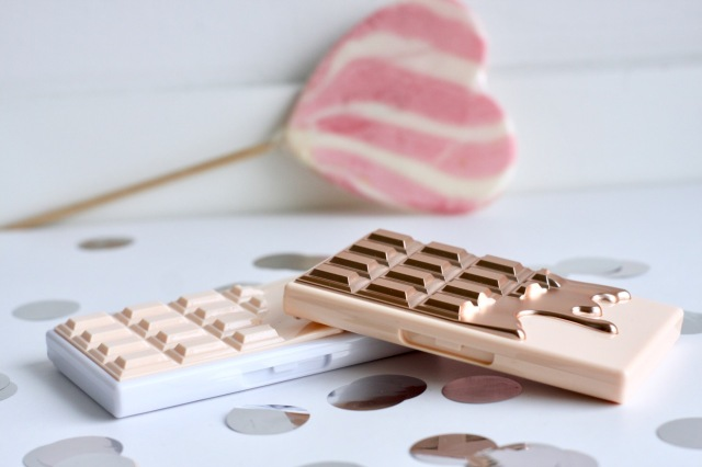 I heart revolution mini chocolate eyeshadow palettes