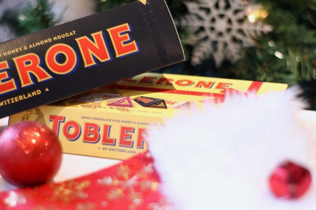 Toblerone Christmas gifts stocking filler