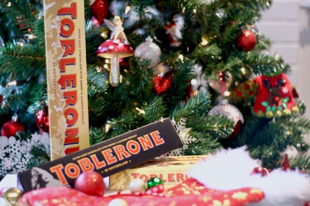 Toblerone Christmas gifts stocking filler