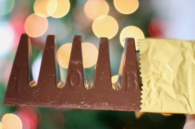 Toblerone Christmas gifts under £10