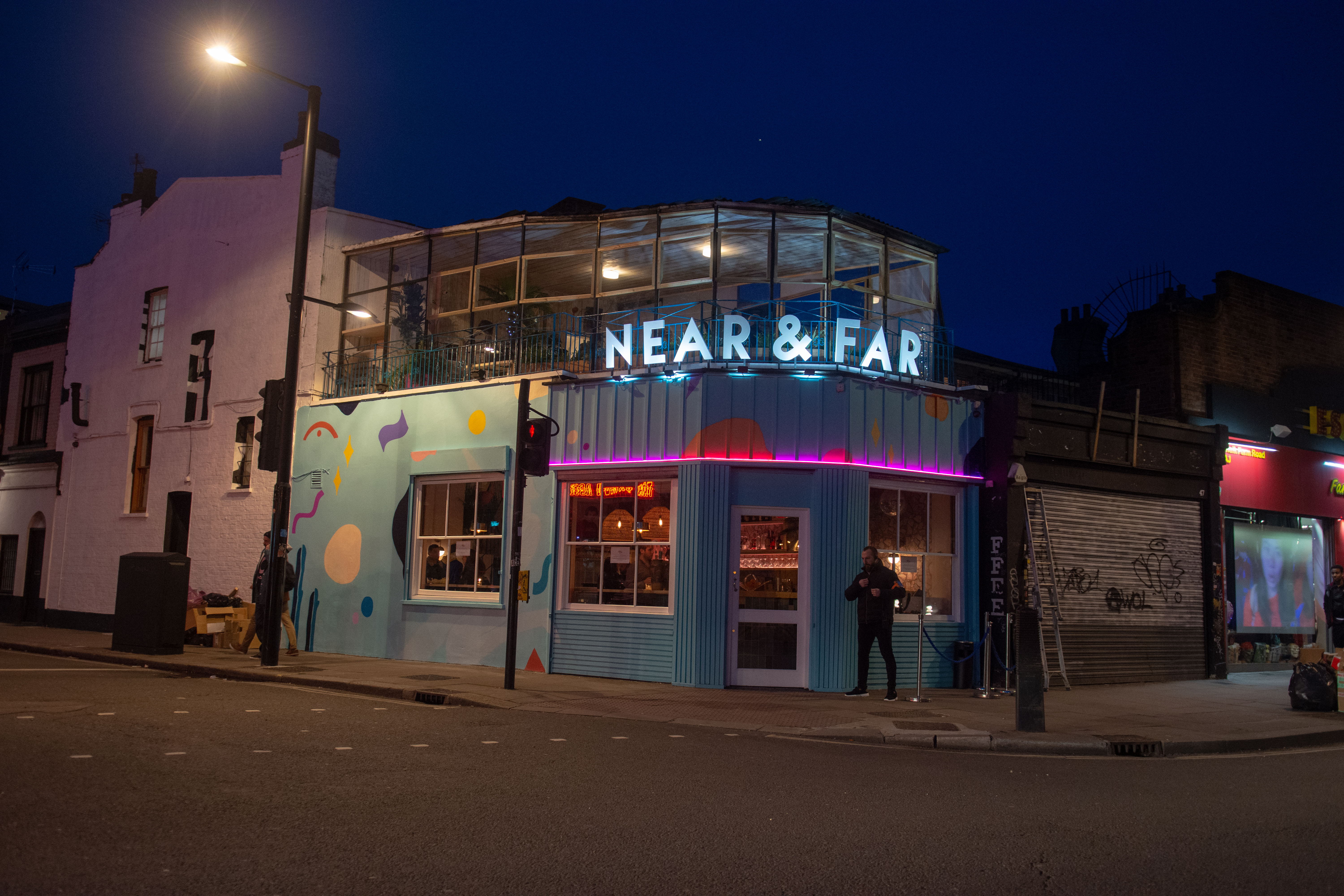 Near & Far Camden review