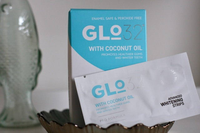 Glo32 teeth whitening strips review