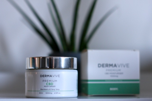 Dermavive CBD moisturiser