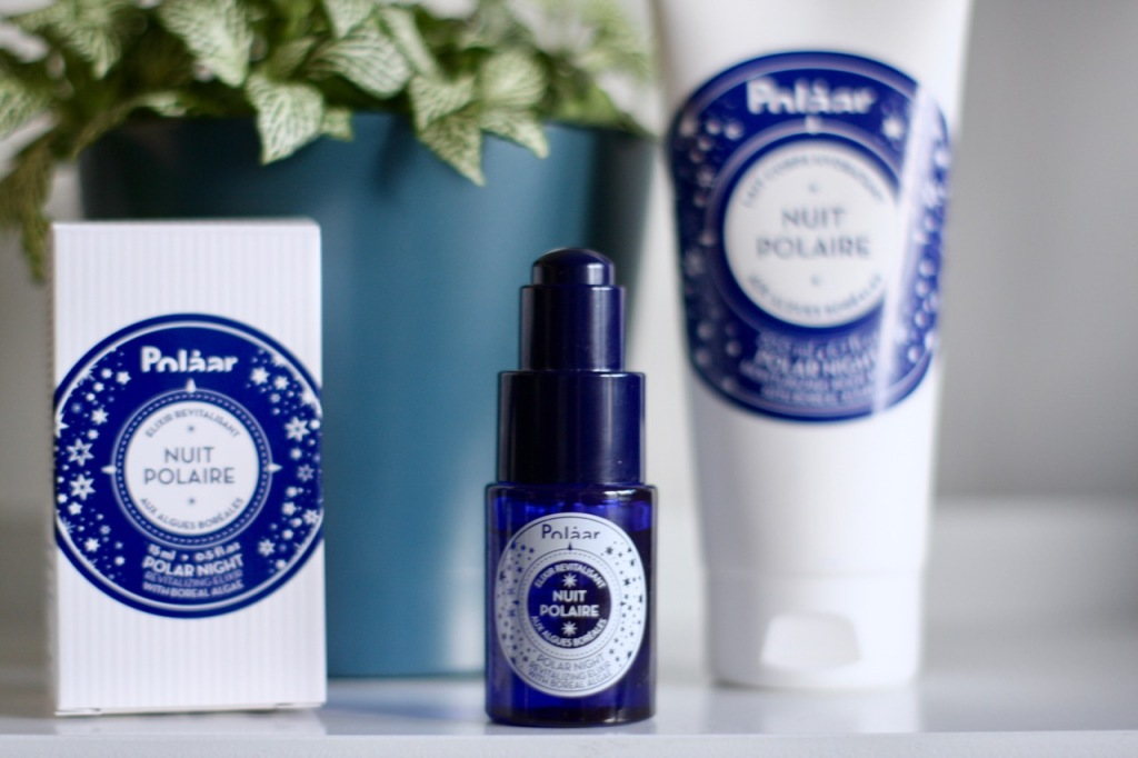 Polåar Polar Night Revitalizing Elixir and Body Milk